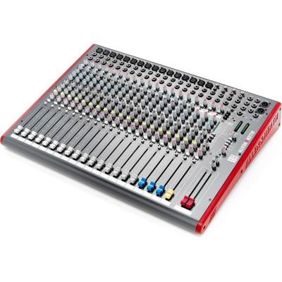 Allen & Heat ZED 22FX Mixer 22 Canali con USB ed Effetti