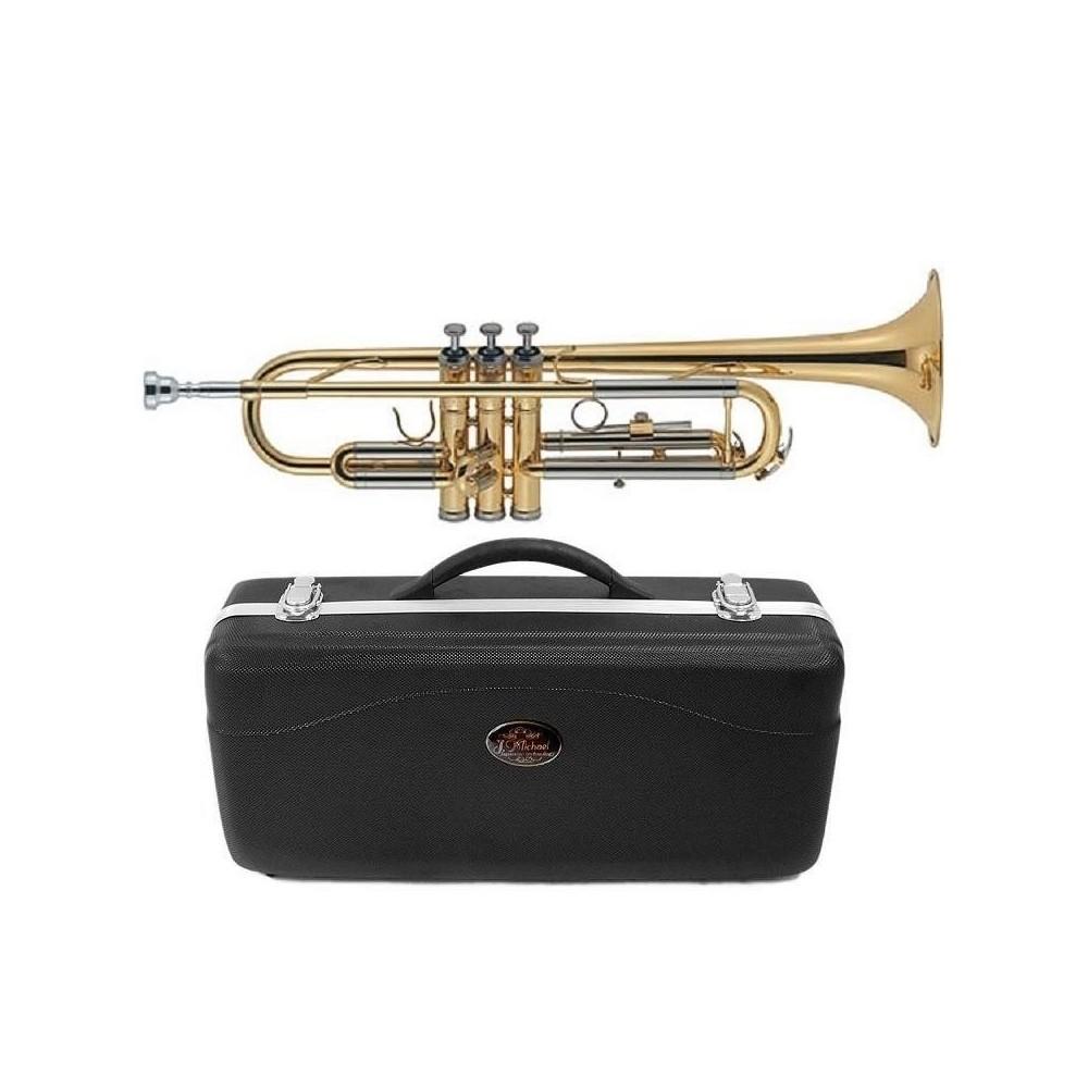 J.Michael TR200 Tromba in sib Laccata