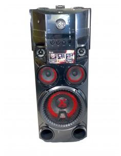 LG Mini Audio LG XBOOM OM7560 1000W Bluetooth Wireless Usato