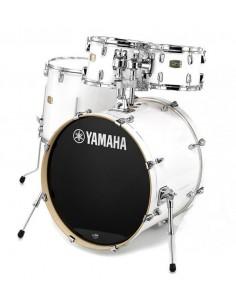 Yamaha Stage Custom Pure White 20-10-12-14