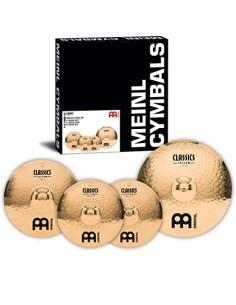 MEINL CC141620 Classics Custom Cymbal Set