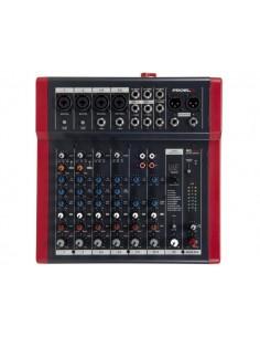 Proel MQ10FX Mixer 10 Canali con Effetti