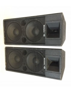 Montarbo W28A casse amplificate 1200 W