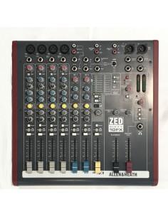 Allen&Heat ZED60 10FX Mixer USB 10 ingressi con effetti Usato