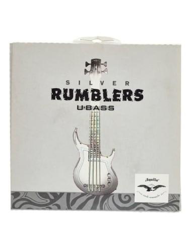 Kala Silver Rumblers U-Bass Strings