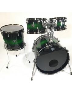 Yamaha Live Custom 20-10-12-14 Emerald Shadow USATA