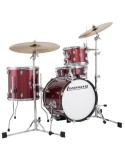 Ludwig LC179XX025 Breakbeats Questlove Red Sparkle