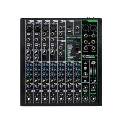 Mackie ProFX10v3 Mixer USB 10 Canali con Effetti Professionali