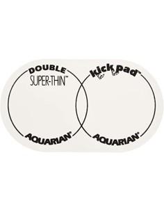 Aquarian AQU-STKP2 Super Thin Double Kick Pad