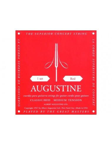 Augustine Classic Red Muta classica Medium Tension