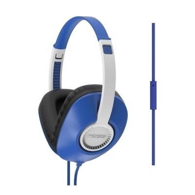 KOSS UR23iB Cuffia Full Size Blu