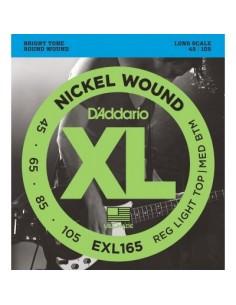 D'Addario Bass XL EXL165-5