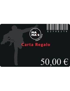 Carta Regalo Mama's-50