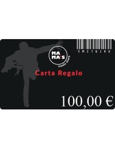 Carta Regalo Mama's-100