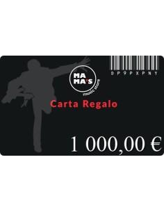 Carta Regalo Mama's-1000