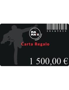 Carta Regalo Mama's-1500