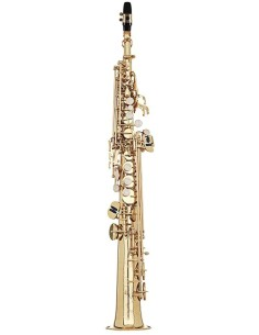 Grassi SSP800 Sax Soprano SIb con Custodia
