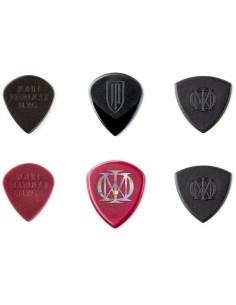 Dunlop PVP119 John Petrucci Signature Guitar Pick Collection 6-pack