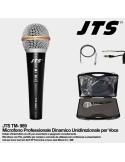 JTS TM-989 Microfono Dinamico per Voce