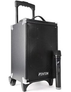 FENTON ST050 SISTEMA AUDIO PORTATILE 8' VHF/USB/SD/BLUETOOTH 130W