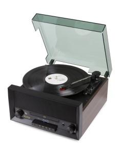 Fenton RP135W Retro Record Player with Bluetooth & CD