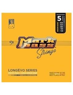Markbass MB4LENS40100LS nickel plated steel NANO-FILM SHIELDED STRINGS | long lived - 040 060 080 100