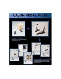 Dixon PP929CP Cajon Pedal Plus