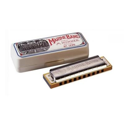 Hohner Marine Band REb Db armonica a bocca