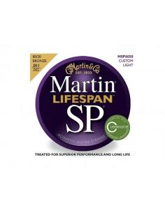 Martin MSP6050 Lifespan muta per chitarra acustica 11-52