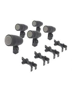 Samson DK705 Set di Microfoni per Batteria 5 pezzi