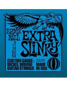 Ernie Ball 2225 - Extra Slinky 08-38