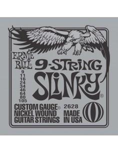 Ernie Ball 2628 - 9 String Slinky 09-105