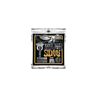Ernie Ball Super Slinky Coated 09-42 Elettrica 3123