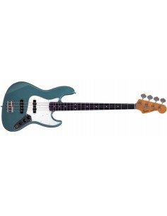 Fender FSR Classic 60S Jazz Bass Ocean Turquoise Metallic